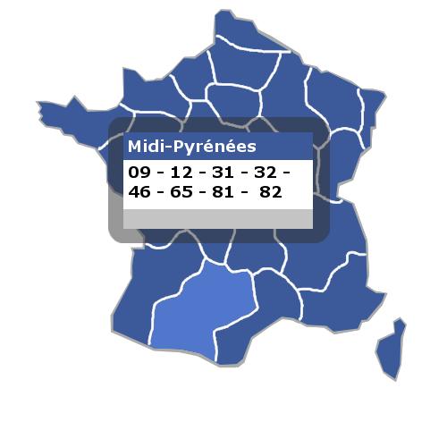 Annuaire de la voyance en midi pyrenees - Inscription 12 coups de midi numero de telephone ...