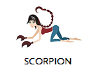 Horoscope de la semaine 2017 Scorpion